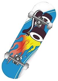 Фото 1 к товару Мини-скейтборд MaxCity Hot Wheels