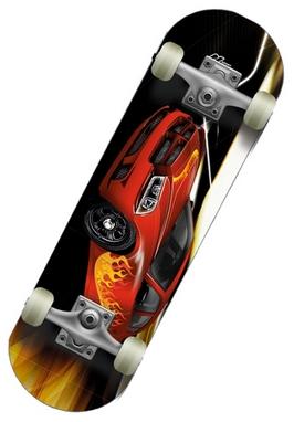 Мини-скейтборд Спортивная коллекция Car