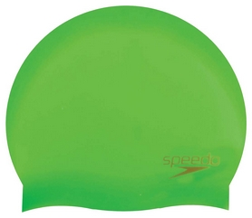 Шапочка для плавания Speedo Plain Moulded Silicone Cap