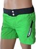 Шорты для плавания Head Blade мужские (черно-зеленые) - фото 1