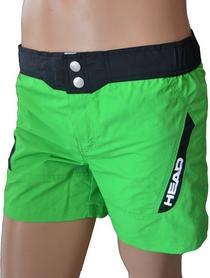 Шорты для плавания Head Blade мужские (черно-зеленые)