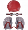 Набор для плавания Speedo Performance Training Pack AU Red - фото 1