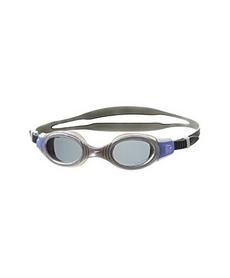 Фото 1 к товару Очки для плавания Speedo Futura Biofuse Polirised Goggles AF Silver/Blue