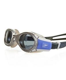 Фото 2 к товару Очки для плавания Speedo Futura Biofuse Polirised Goggles AF Silver/Blue