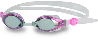 Очки для плавания детские Speedo Mariner Mirror Junior (розовые)