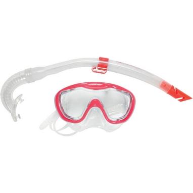 Набор для плавания детский  (маска и трубка) Speedo Glide Junior Snorkle Set