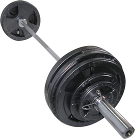 Фото 1 к товару Штанга олимпийская Newt 150 кг - гриф 2,2 м