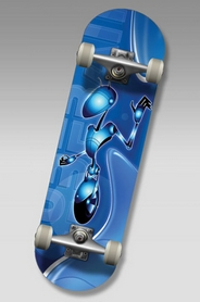 Фото 1 к товару Мини-скейтборд Спортивная коллекция Ant