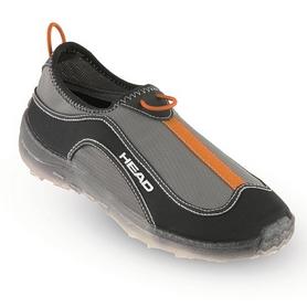 Тапочки для бассейна Head Aquatrainer черно-оранжевые