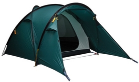 Палатка трехместная Wechsel Halos 3 Zero-G Line