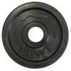 Диск обрезиненный 1 кг Newt Home - 30 мм - фото 1