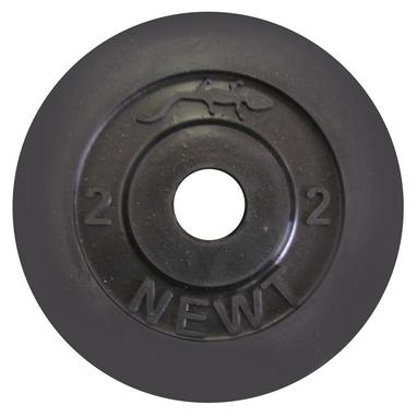 Диск обрезиненный 2 кг Newt Home - 30 мм
