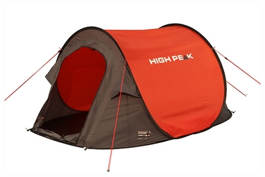 Палатка двухместная High Peak Vision 2