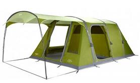 Палатка четырехместная Vango Solaris 400 Herbal