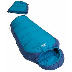 Мешок спальный (спальник) Vango Wilderness Convertible River Blue