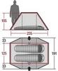 Палатка двухместная Wechsel Aurora 2 Zero-G Line (Sand) - фото 6