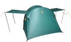 Фото 4 к товару Палатка двухместная Wechsel Aurora 2 Zero-G Line (Green)