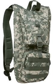 Фото 1 к товару Рюкзак тактический Red Rock Piranha Hydration 2.5 (Army Combat Uniform)