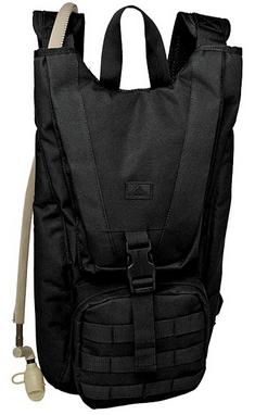 Рюкзак тактический Red Rock Piranha Hydration 2.5 (Black)