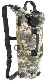 Фото 1 к товару Рюкзак тактический Red Rock Rapid Hydration 2.5 (Army Combat Uniform)