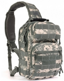 Фото 1 к товару Рюкзак универсальный Red Rock Rover Sling (Army Combat Uniform)