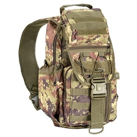 Рюкзак тактический Defcon 5 Tactical Single Shoulder 25 (Vegetato Italiano)