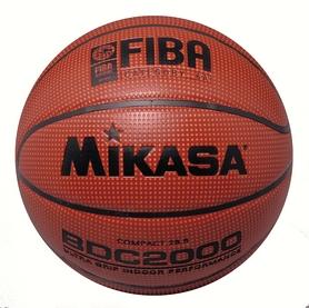 Фото 1 к товару  Мяч баскетбольный Mikasa BDC2000 №6 (Оригинал)