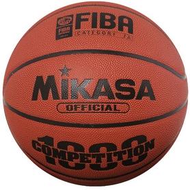 Фото 1 к товару Мяч баскетбольный Mikasa FIBA Approved BQ1000 №7 (Оригинал)