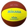 Мяч баскетбольный детский Mikasa SB512-YBR №5 (Оригинал) - фото 1