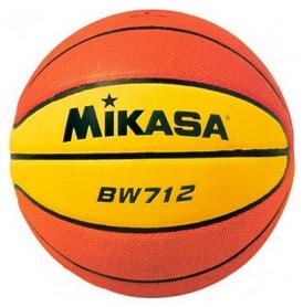Фото 1 к товару Мяч баскетбольный Mikasa BW712 №7 (Оригинал)