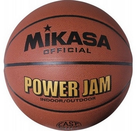 Фото 1 к товару Мяч баскетбольный Mikasa BSL20G-J №7 (Оригинал)