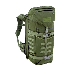 Рюкзак тактический Defcon 5 Battle Gun Holster 45 камуфляж OD Green