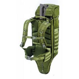 Фото 2 к товару Рюкзак тактический Defcon 5 Battle Gun Holster 45 камуфляж OD Green