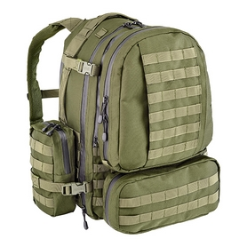 Рюкзак тактический Defcon 5 Full Modular Molle Pockets 60 (OD Green)