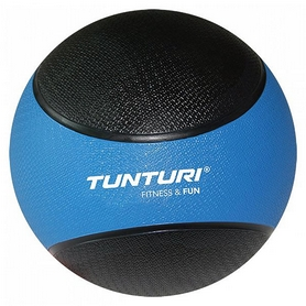 Медбол резиновый Tunturi Medicine Ball 4 кг