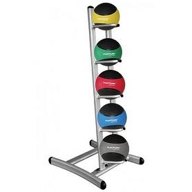 Фото 2 к товару Стойка для медболов Tunturi Medicine Ball Rack