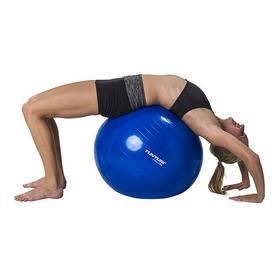 Фото 4 к товару Мяч для фитнеса (фитбол) Tunturi Gymball 55 см, синий