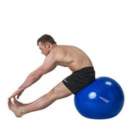 Фото 5 к товару Мяч для фитнеса (фитбол) Tunturi Gymball 55 см, синий