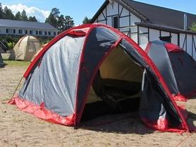 Фото 3 к товару Палатка двухместная Tramp Rock 2