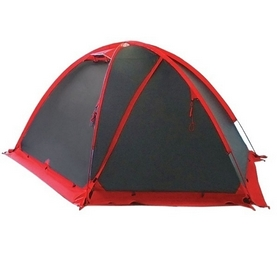 Фото 1 к товару Палатка четырехместная Tramp Rock 4