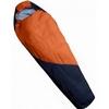Мешок спальный (спальник) Tramp Mersey оранжевый/серый левый - фото 1