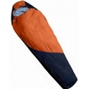 Мешок спальный (спальник) Tramp Mersey оранжевый/серый правый - фото 1