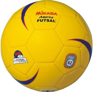 Мяч футзальный Mikasa FSC62
