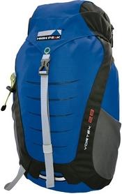 Рюкзак трекинговый High Peak Vortex 28 синий