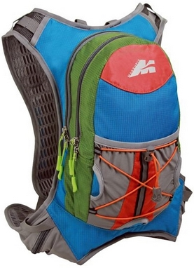 Рюкзак универсальный Marsupio Dafla 10 Grigio Azzurro