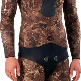 Фото 2 к товару Куртка для дайвинга Mares Instinct Camo Brown (неопрен 3,5 мм)