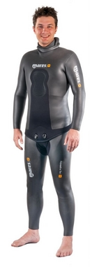 Куртка для дайвинга Mares Squadra Tec (неопрен 5,5 мм)