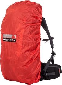 Фото 5 к товару Рюкзак трекинговый High Peak Equinox 42 черный