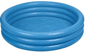 """Бассейн детский надувной """"Синий кристалл"""" Intex 558426NP (1,47х33 см)"""