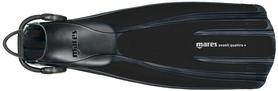 Ласты Mares Avanti Quattro + черные